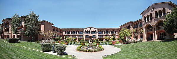 Over the past ten years, Doug Manchester's Grand Del Mar hotel has built and operated such facilities as an equestrian center and a heliport without required permits.