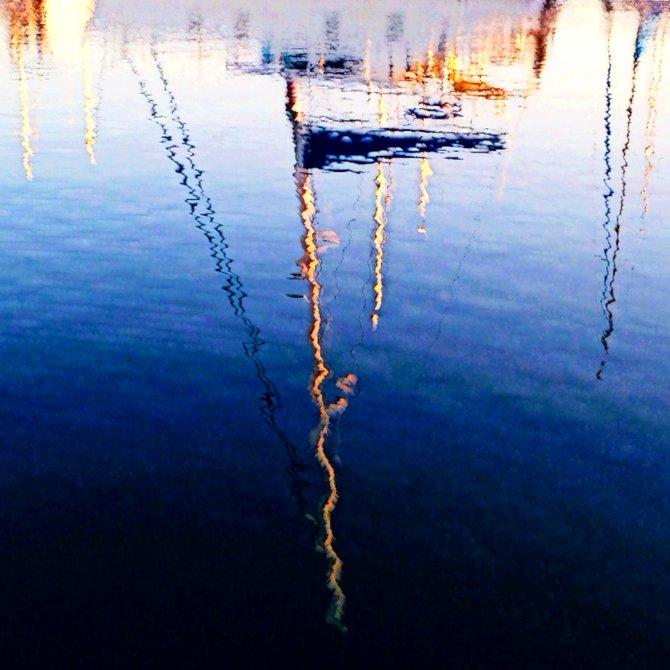 """Sail Away"" Shelter Island, San Diego"