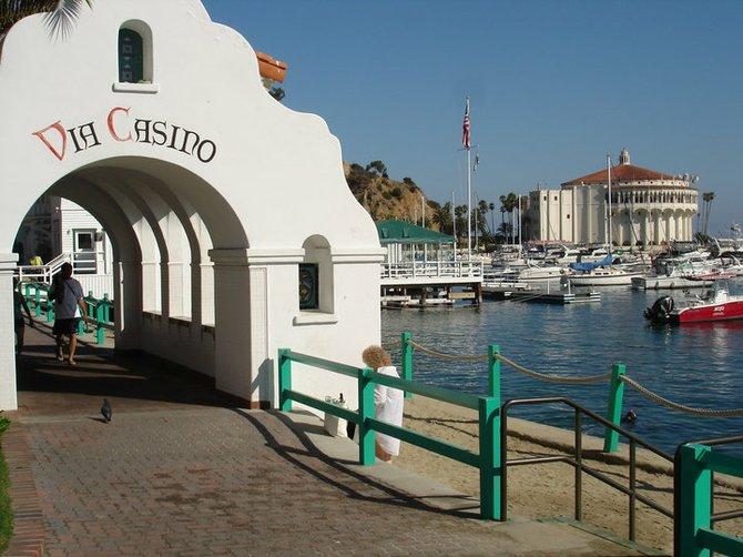 Classic Catalina Island. Photographer: Robert Chartier
