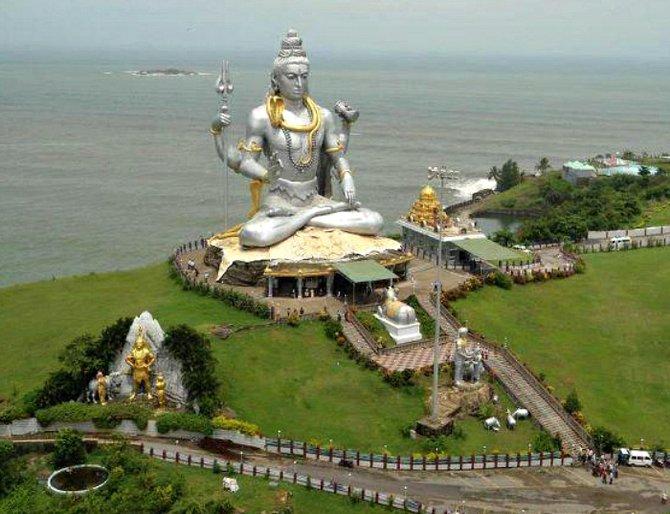 Mahabaleshwar Temple in Gokarna