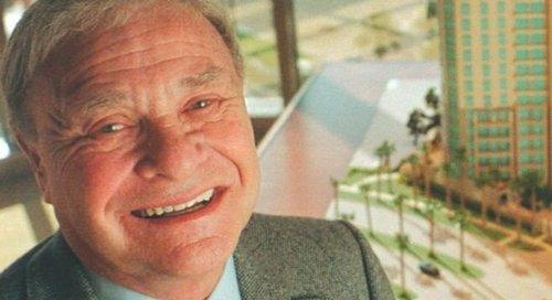 Las Vegas developer Irwin Molasky