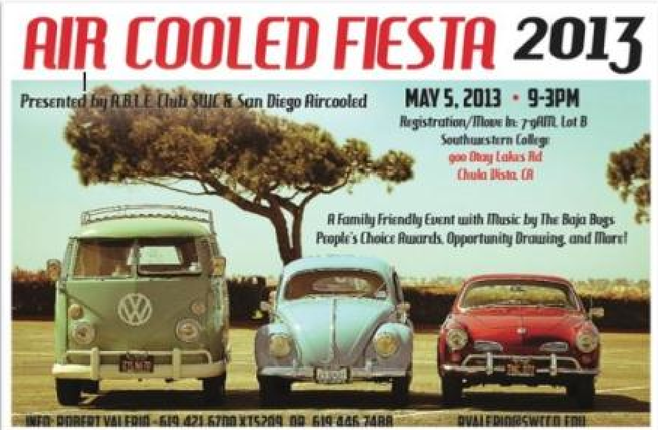 Vw San Diego >> Volkswagen Bugs Buses And Corvairs Welcome San Diego Reader