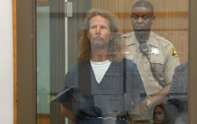 Bruce Eric Hunt, 52, pleaded not guilty to murder.  Photo Weatherston.
