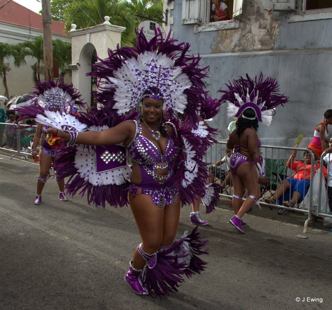 Carnival on St. Thomas