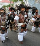 Carnival on St. Thomas - the krew of Zulu