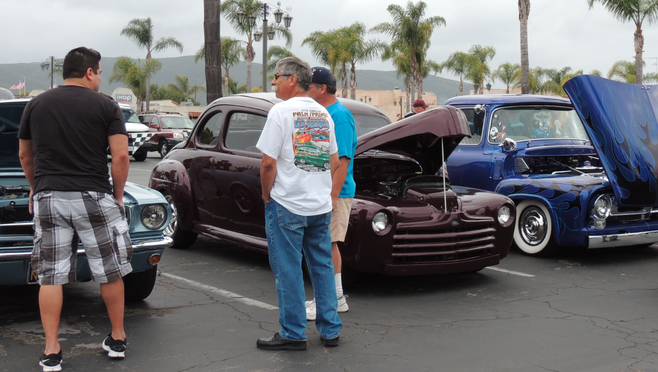 Car Show Sunday In San Marcos In Its Second Year San Diego Reader - Car show san diego