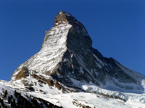Switzerland's Matterhorn.