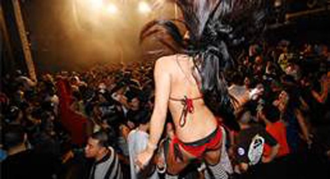 Avalon Hollywood, one of L.A.'s premier EDM clubs, has a rich history.