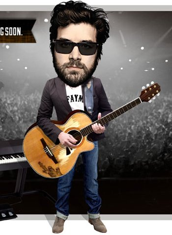 Singer/songwriter Bob Schneider will play a solo set at Birch Aquarium on Wednesday.