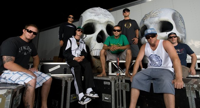 Slightly Stoopid enlists heavy hitters from the peace-and-love generation for their new live CD/DVD.