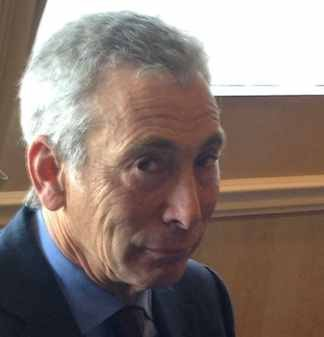 Hotel magnate Richard Bartell