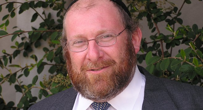 "Rabbi Jeff Wohlgelernter worries about ""the distancing of people from God.... In the world, it manifests itself in terror and evil."""