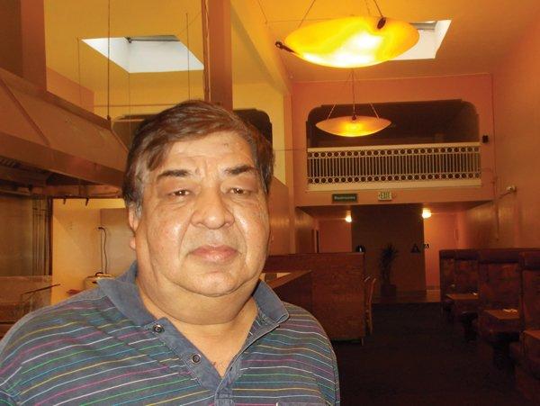 Owner Yawar also operates Broadway Pizza next door.