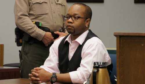 Matthew McDuffie was sentenced to one year, the max for a misdmr. Photo Weatherston