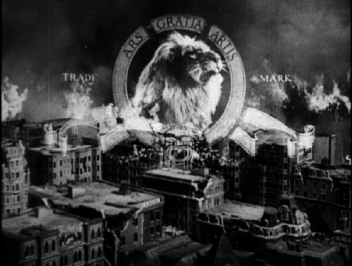 """""""San Francisco"""" trailer (1936)."""