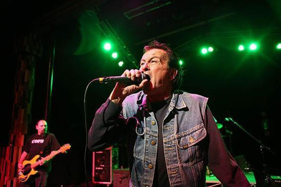 L.A. punk perennials Fear take the stage at Casbah on Friday.