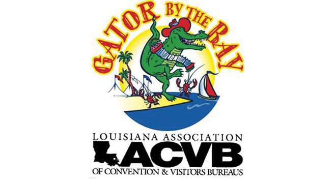Louisiana tourism officials put $8500 into the Gator by the Bay food and music festival.