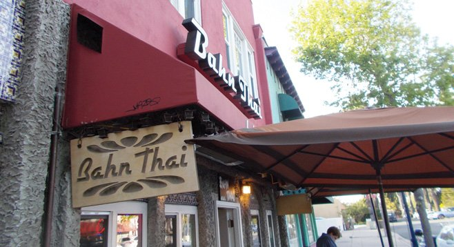Banh Thai restaurant in University Heights