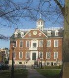 Assembly house at Washington Square, Newport