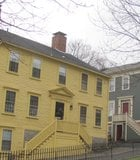 Colonial era houses in Providence