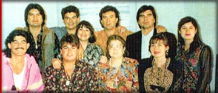 Arellano Félix family photo