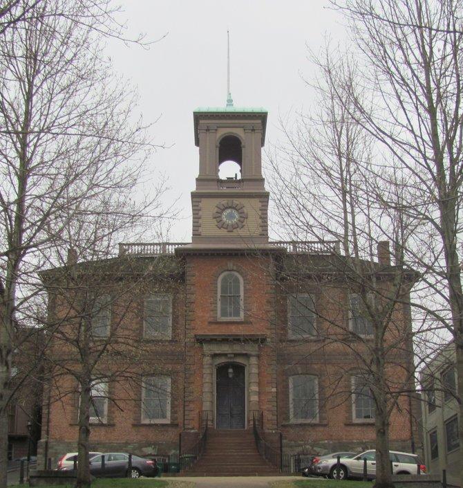 Old Statehouse, Providence