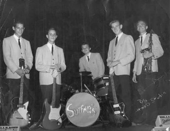 The Surfaris then...