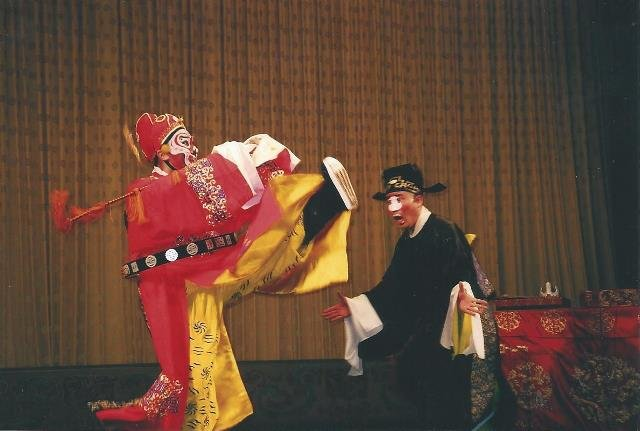 Chinese Opera Performers
