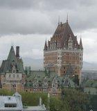 Quebec's Chateau Frontenac