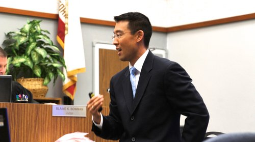 "Prosecutor Keith Watanabe said the jury did not believe defendant's ""ridiculous"" testimony."