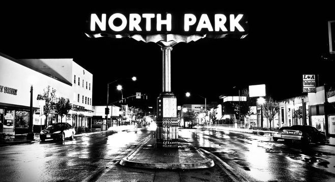 I'd spent weeks wandering the North Park streets, wondering how I'd pay the rent.