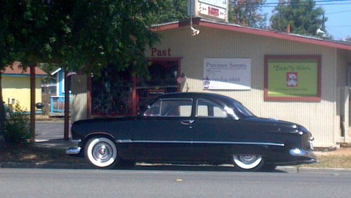The '50 parked in Ramona