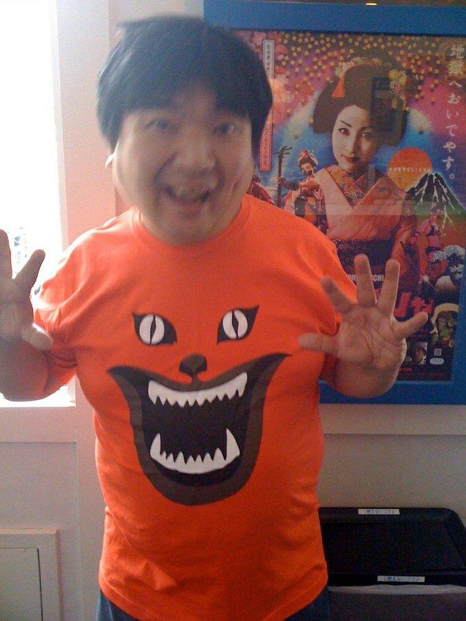 Noboru Iguchi: a cut above.