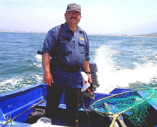 Ivan Villarino knows the waters surrounding Ensenada like the back of his hand.