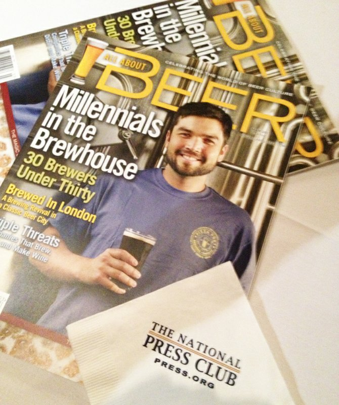 "In March, Yiga Miyashiro made the cover of All About Beer Magazine's ""30 Under 30"" issue, highlighting the best young brewers in the nation."