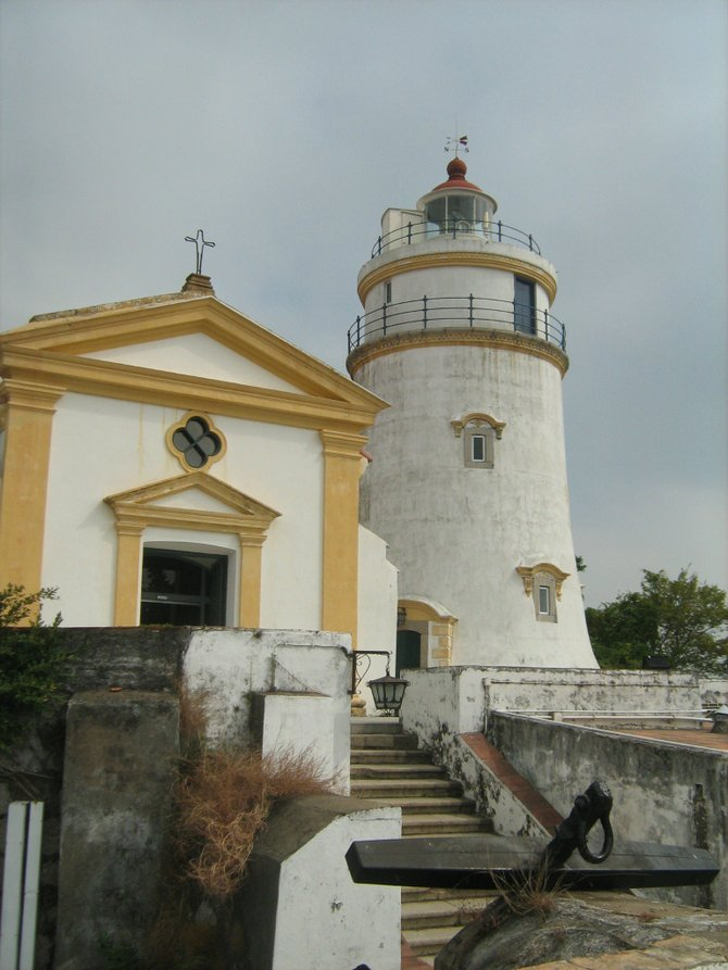 Guia Hill Chapel and Lighthouse