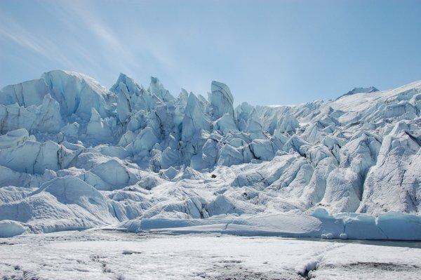 The rugged beauty of Matanuska.