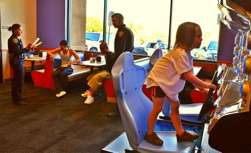 Chuck E. Cheese Thugs