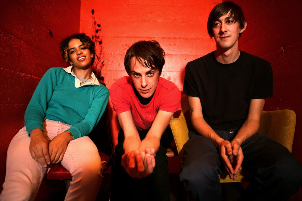 Portland-based pop-punk trio the Thermals will heat Casbah Thursday night.