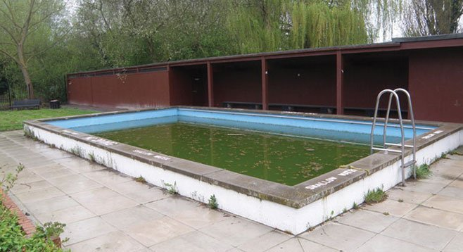 Solutions for a dirty pool | San Diego Reader