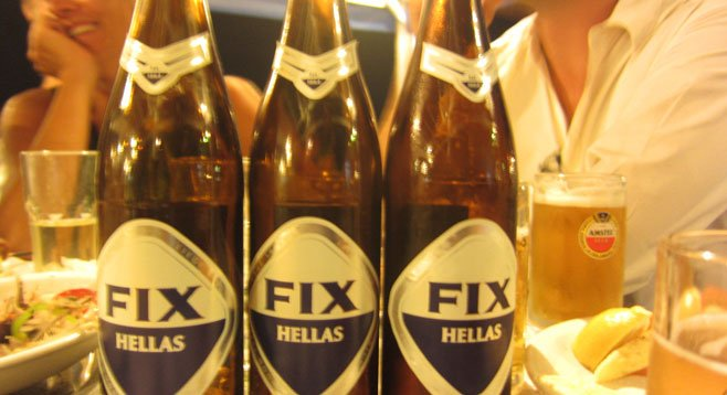 Drinking FIX has made me start to question myself: How much beer do I drink? Am I drinking too much? And am I addicted to it?