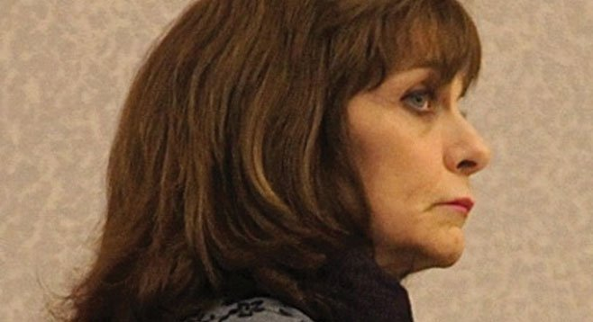 Donna Lee Darling stands accused of attempted murder and elder abuse.