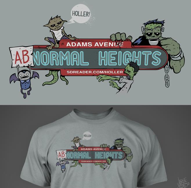 Holler T-Shirts photo