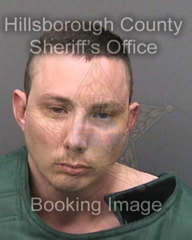 Booking photo of Tony Lee McLeod.