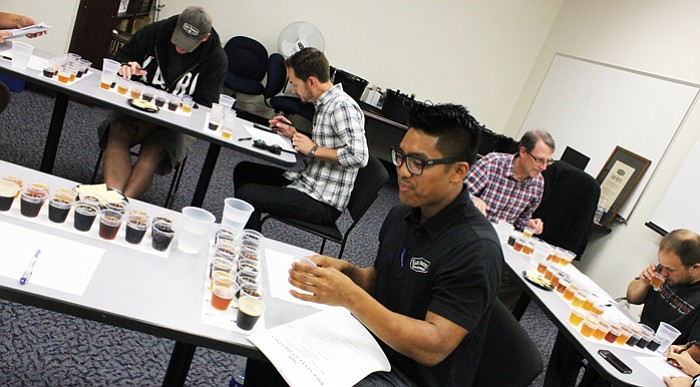 For the first round of judging, evaluators were split into three separate groups