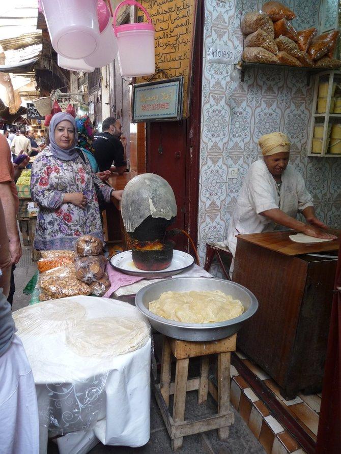 Local vendors