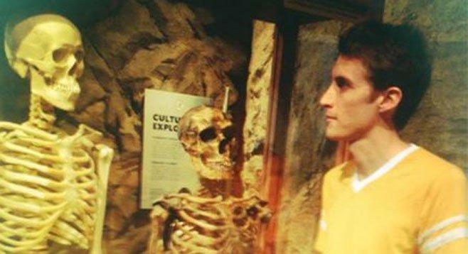 An anatomical theme runs throughout Neon Cough's new album.
