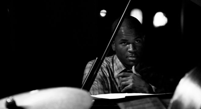 Join pianist Joshua White for jazz exploration at Dizzy's on Sunday.