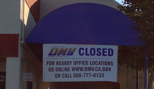 Escondido Dmv Closure Impacts Nearby Offices San Diego