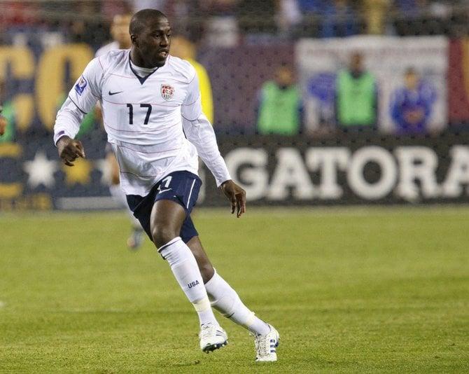 U.S. Men's National Team striker Jozy Altidore